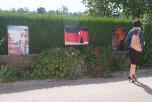 Exposition en plein air à Barro - Alexandre ROUGEOT