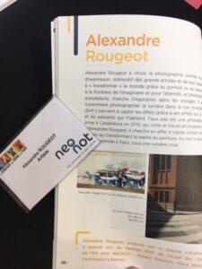 Texte de présentation du catalogue de l'exposition collective des têtes de l'art aux Jacobins à Rennes