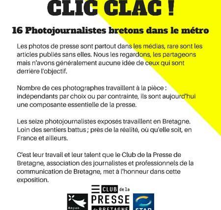 clic clac metro Rennes